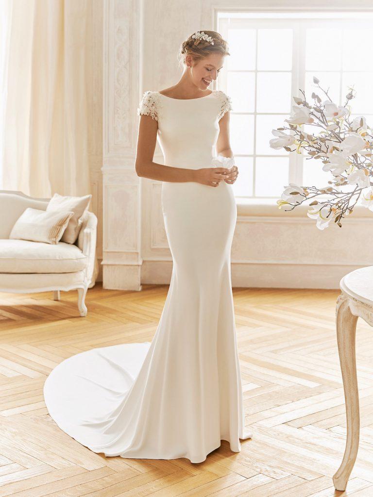 vestido de novia soñar