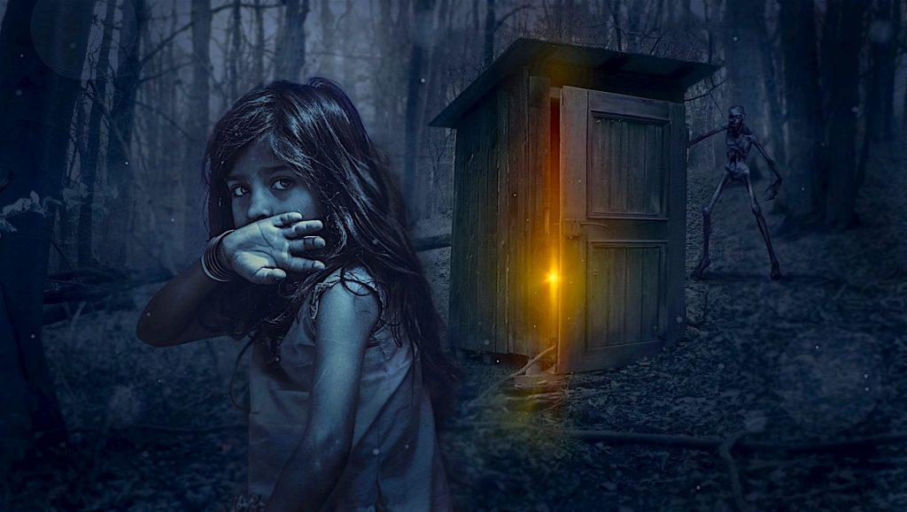 terrores nocturnos y pesadillas